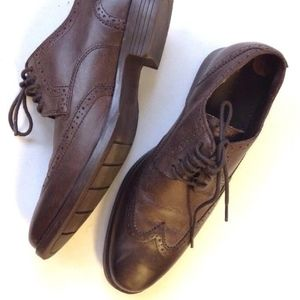 Cole Haan C13143 Copley Derby Wing Tip Oxford 7.5